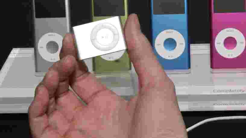 Comment l'iPod d'Apple est passé d'outil high-tech incontournable à objet en voie de disparition