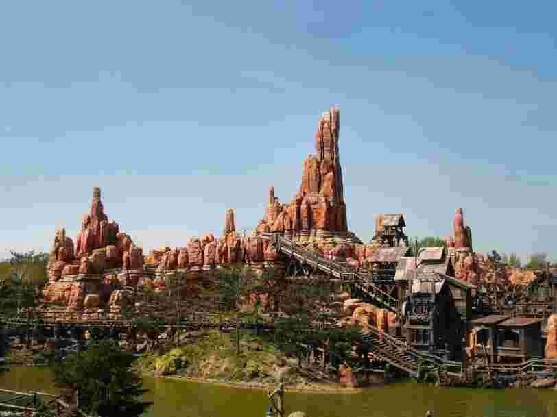 Disneyland Paris repousse la date de sa possible réouverture
