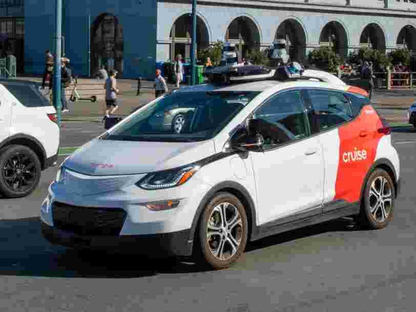 General Motors s'associe à Microsoft pour construire des voitures électriques autonomes
