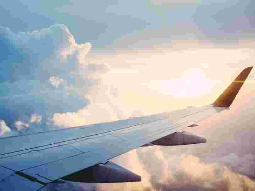 Les 5 seuls vols intérieurs qui devraient disparaître avec la loi Climat