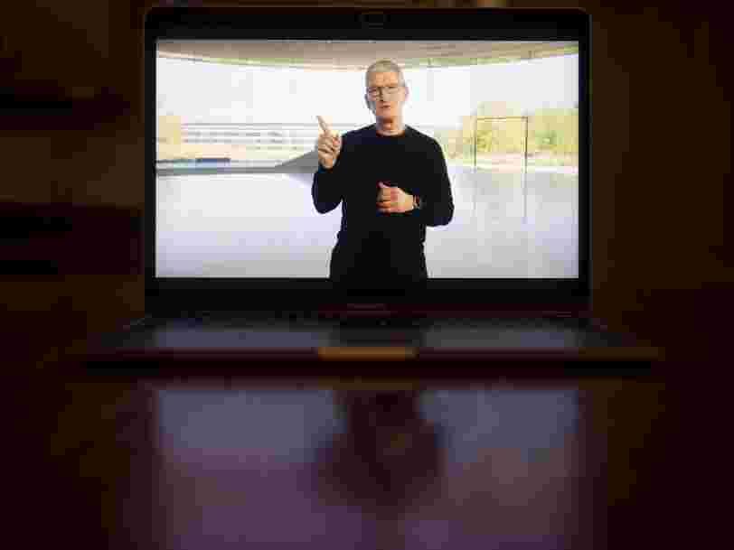 Le futur premier casque VR d'Apple ouvrirait la voie à un éventuel remplacement de l'iPhone