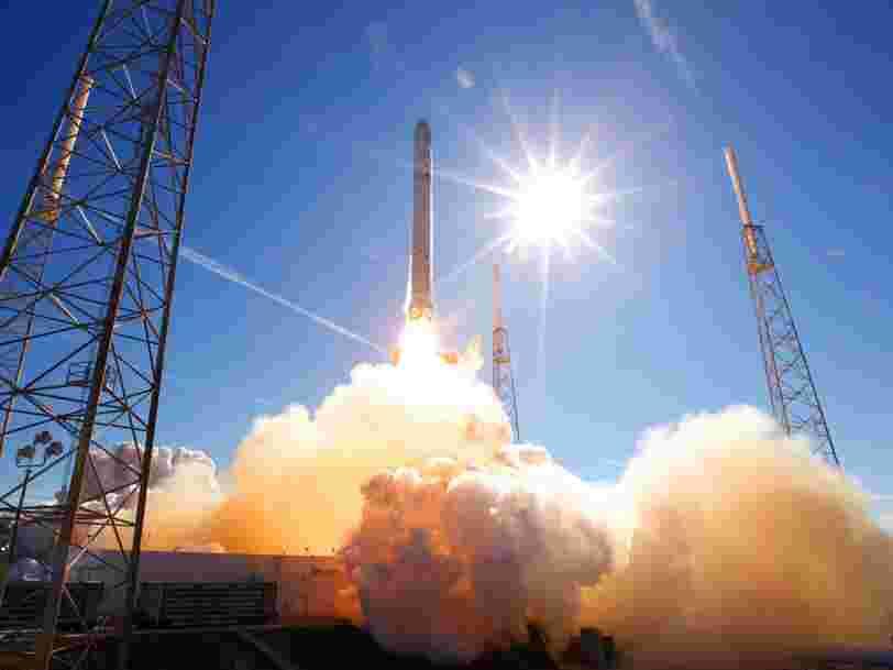 SpaceX a envoyé 143 satellites dans l'espace, un record