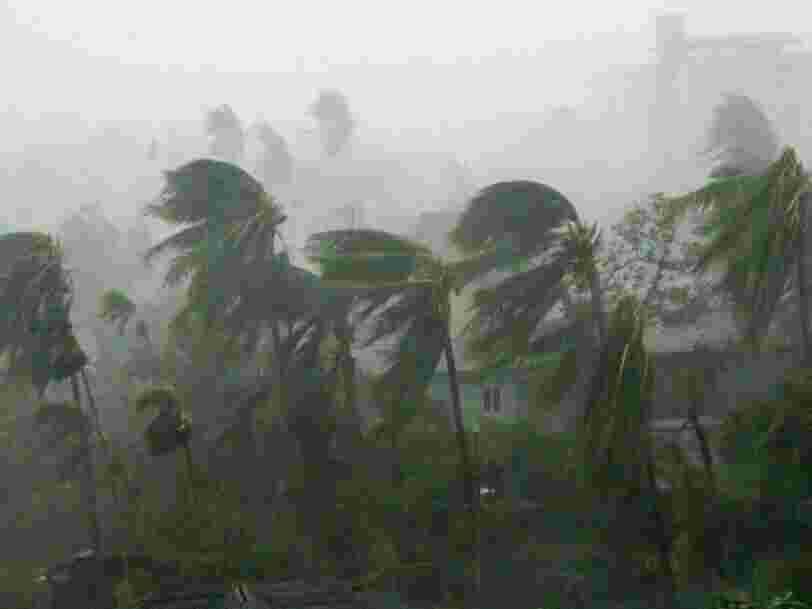 Les 10 pays les plus touchés par des événements météorologiques extrêmes ces 20 dernières années