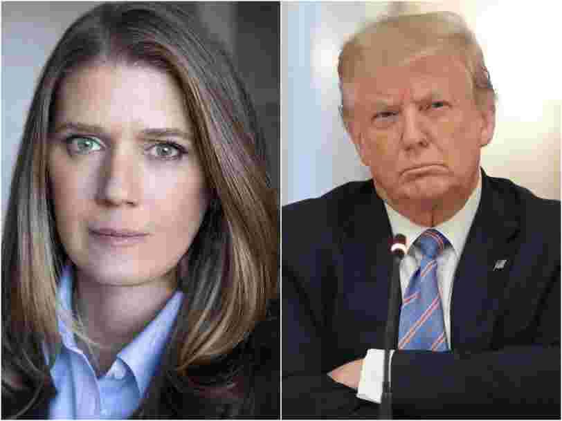 La nièce de Donald Trump se dit 'prête' à changer de nom pour prendre ses distances avec l'ancien président
