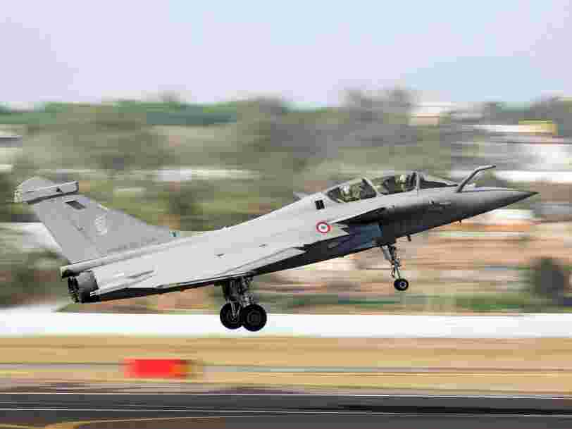 La Grèce achète 18 Rafale à la France pour faire face aux tensions avec la Turquie