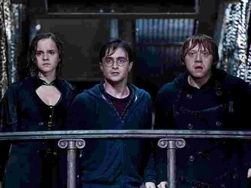 HBO Max préparerait une série sur Harry Potter