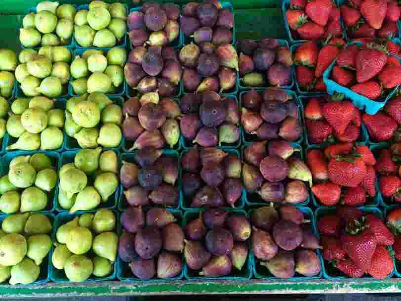 La consommation de fruits et légumes bio ralentit avec la pandémie
