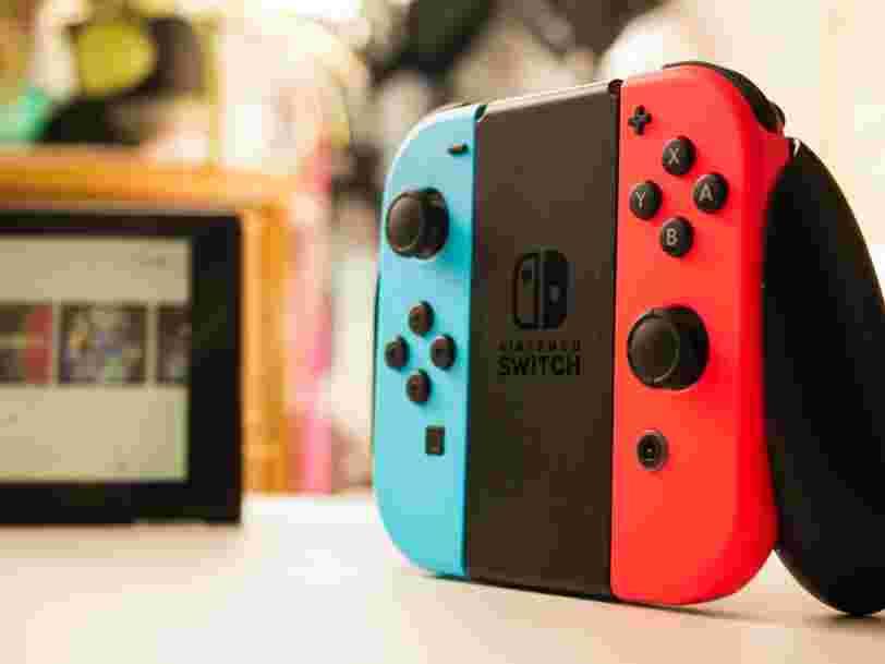 Les manettes de la Nintendo Switch dans le viseur de plusieurs associations européennes