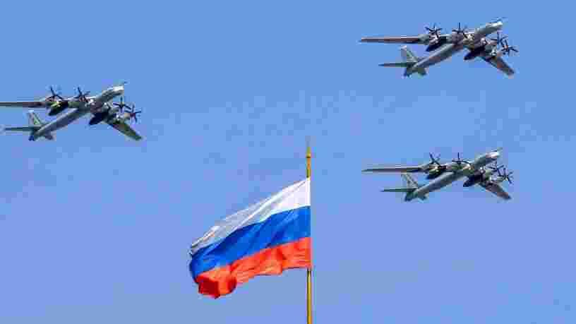 Ces avions de l'ère soviétique continuent à voler partout dans le monde