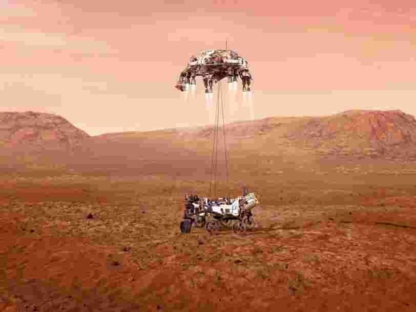 3 robots internationaux devraient atteindre Mars le mois prochain, voici leurs principales missions
