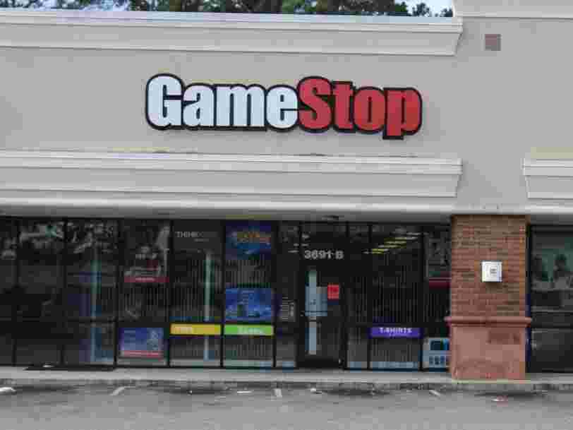 WallStreetBets, le forum derrière l'envolée de GameStop, de nouveau accessible