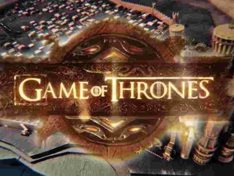 Une série animée 'Game of Thrones' pourrait arriver prochainement