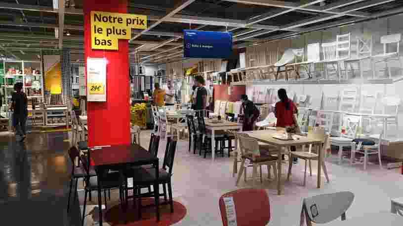 Ikea accusé d'utiliser du bois illégal russe pour ses meubles pour enfants