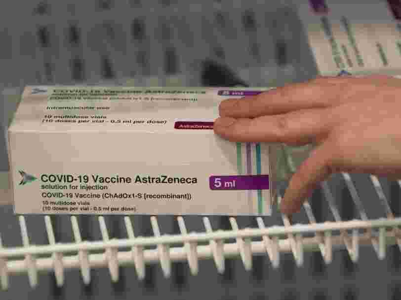 L'Union européenne autorise le vaccin d'AstraZeneca