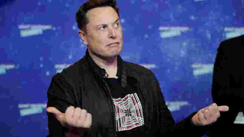 En Russie, se connecter à Internet grâce à Starlink d'Elon Musk pourrait être passible d'une amende