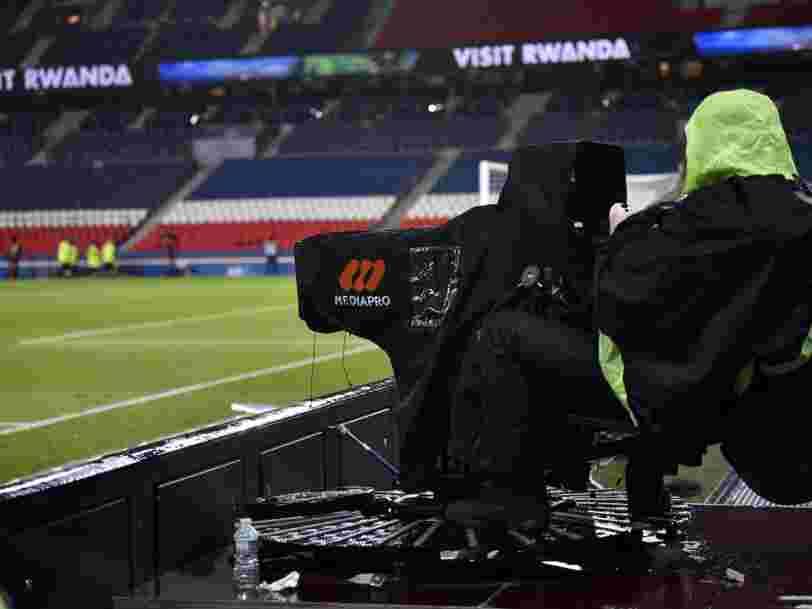 Canal+ aurait boycotté l'appel d'offres pour diffuser les matchs de Ligue 1 lâchés par Mediapro