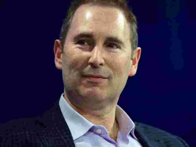 Andy Jassy remplace Jeff Bezos au poste de PDG d'Amazon : voici 5 choses à savoir sur lui