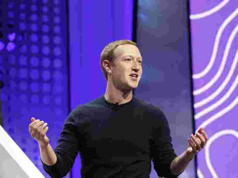 Mark Zuckerberg fait une apparition surprise sur Clubhouse pour parler du futur