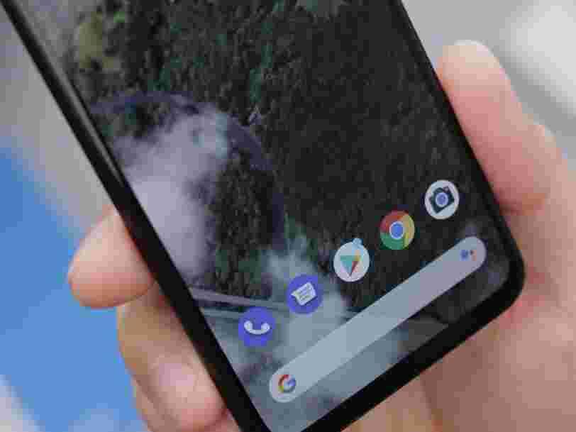 Les téléphones Pixel de Google pourront bientôt mesurer les battements du cœur