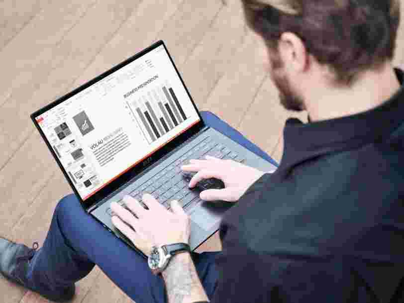 Télétravail : voici comment un bon notebook peut vous faire gagner en productivité