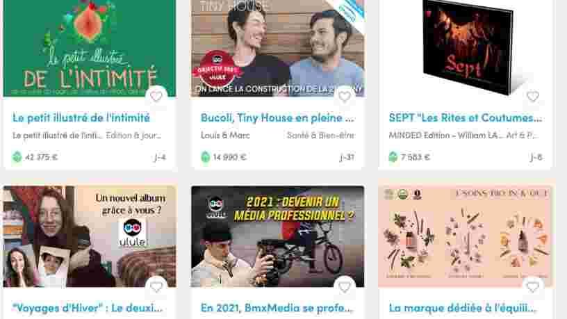 Kiss Kiss Bank Bank, Ulule... Les Français ont presque triplé leurs dons en 2020