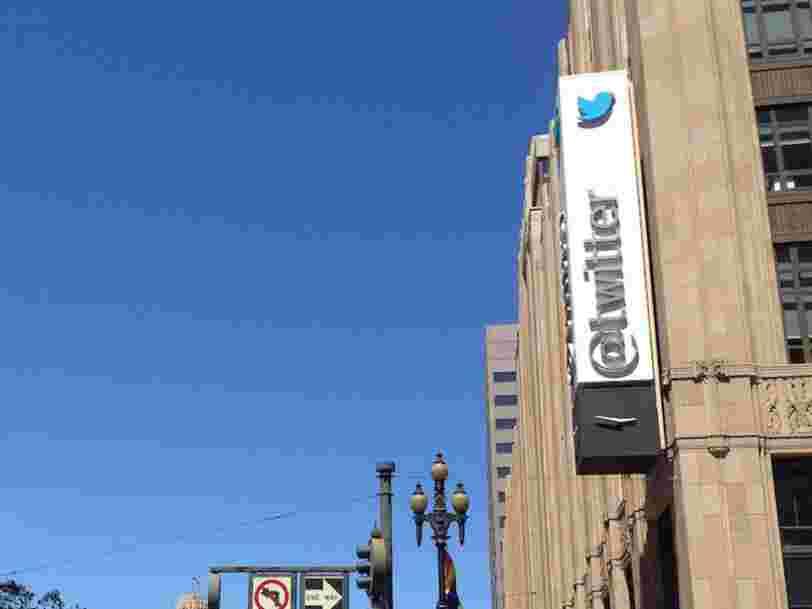 Même sans Donald Trump, Twitter continue de gagner des utilisateurs