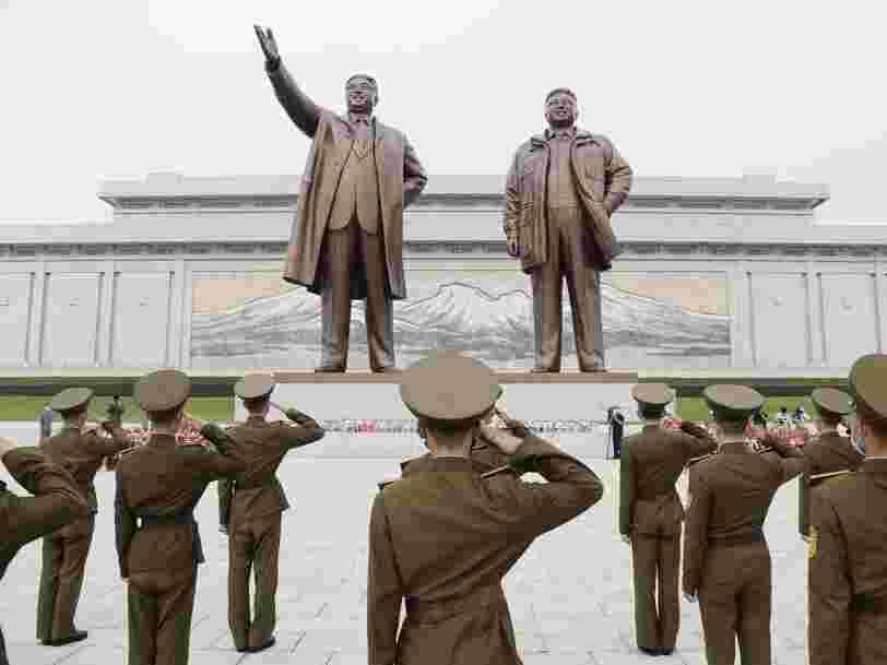 La Corée du Nord a volé plus de 300 M$ de cryptomonnaies pour financer ses programmes nucléaires