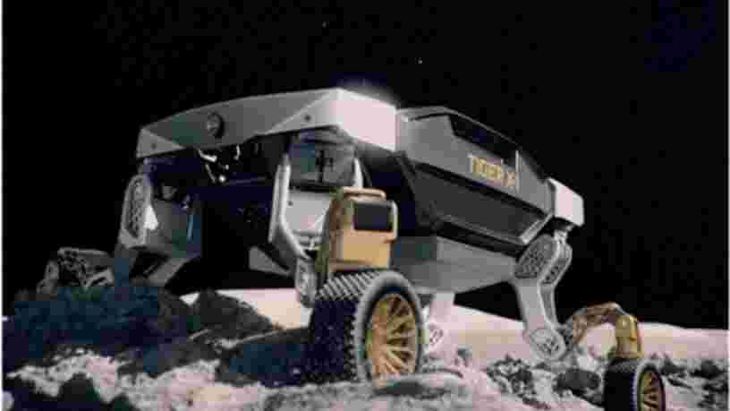 Hyundai présente un nouveau robot capable de ramper