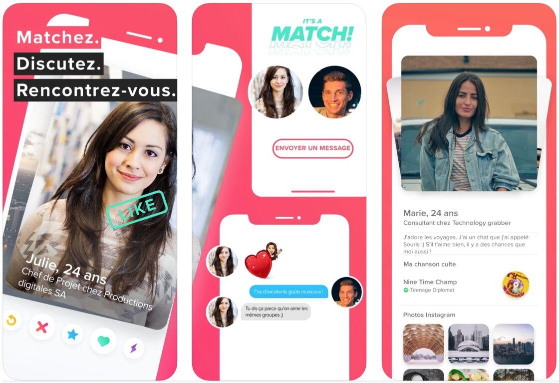 Tinder | Rencontres, amour et amitié