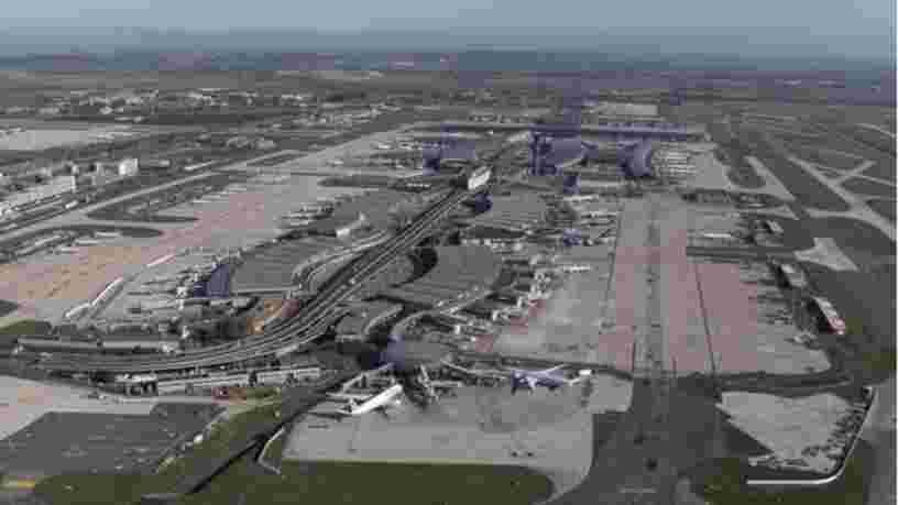 L'aéroport de Roissy n'aura pas son terminal T4