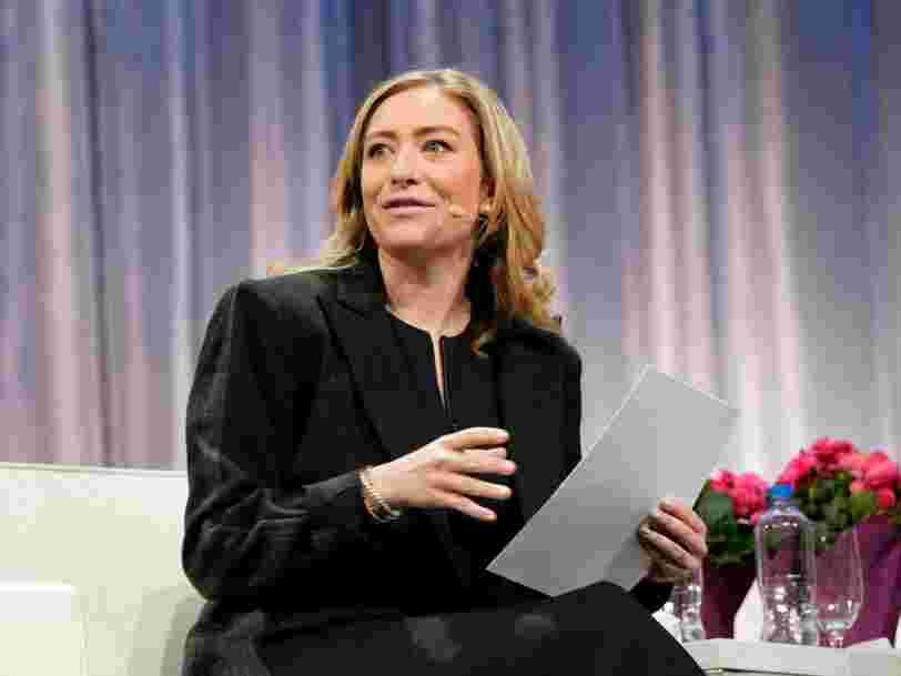 La PDG de Bumble Whitney Wolfe Herd est la plus jeune femme à introduire une entreprise en Bourse