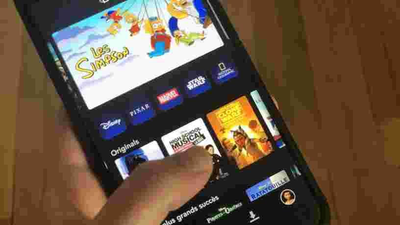 Disney continue à grossir dans le streaming et se rapproche de Netflix