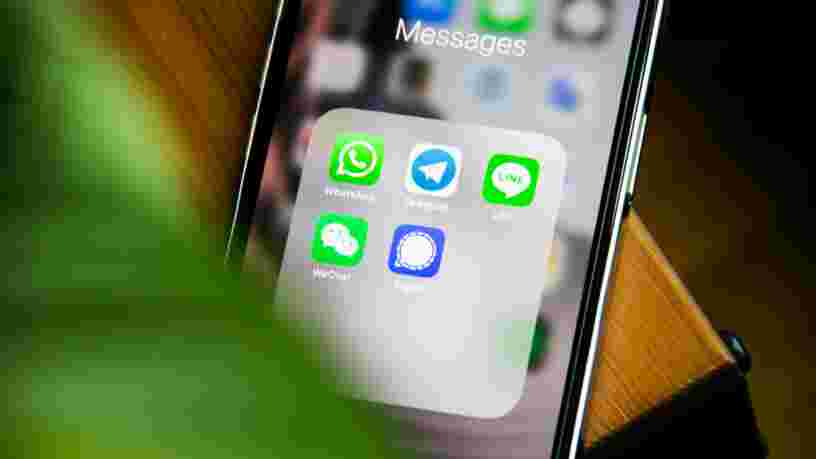 Les États-Unis demandent la levée de l'interdiction de WeChat