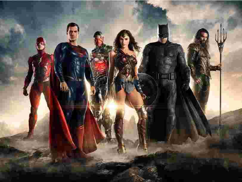 Tout ce qu'on sait déjà du 'Justice League' par Zack Snyder, qui sortira en France en avril