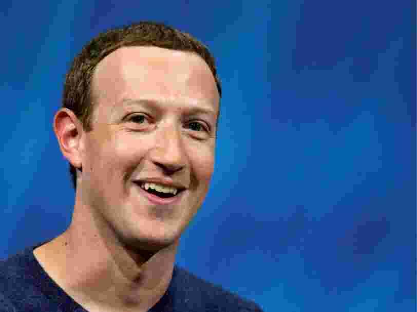 Facebook pourrait lancer une montre connectée pour collecter plus de données face à Apple et Google