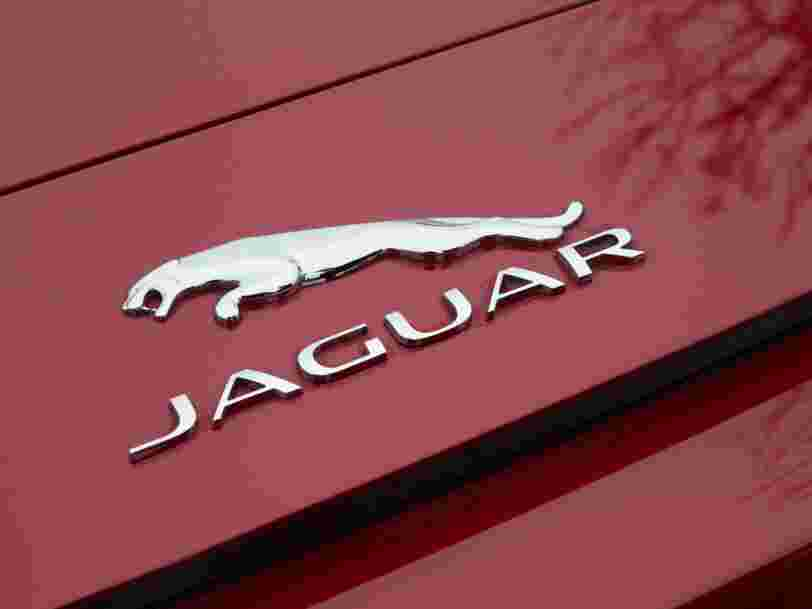 Les voitures de luxe Jaguar seront 100% électriques à partir de 2025