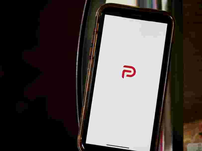 Le réseau social Parler est de nouveau en ligne après avoir été banni par Apple, Google et Amazon