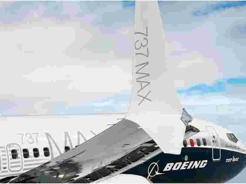 Le Boeing 737 MAX vole de nouveau en Europe