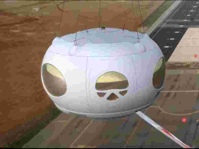Cette startup espagnole propose des voyages spatiaux en ballon d'hélium