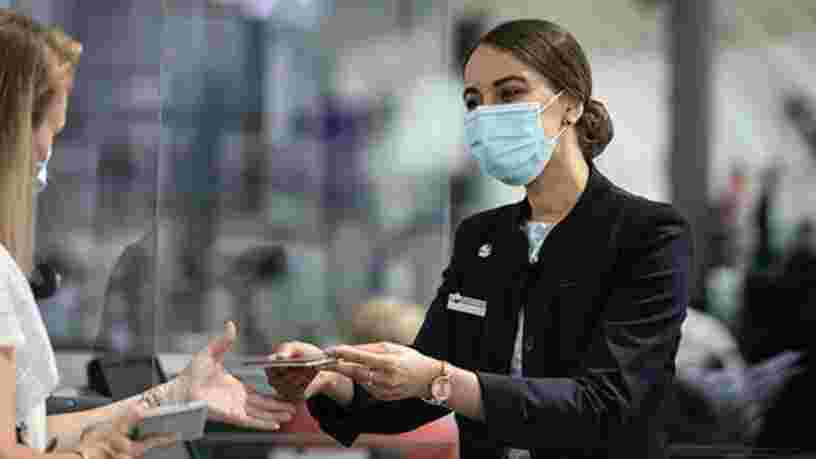 Voyages aériens : vers plus de numérisation, mais pas encore de passeport vaccinal