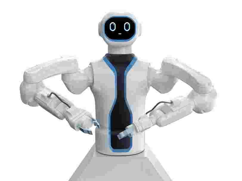 Voici Rob, le robot barman avec qui papoter en 8 langues sur le nouveau bateau de MSC Cruises