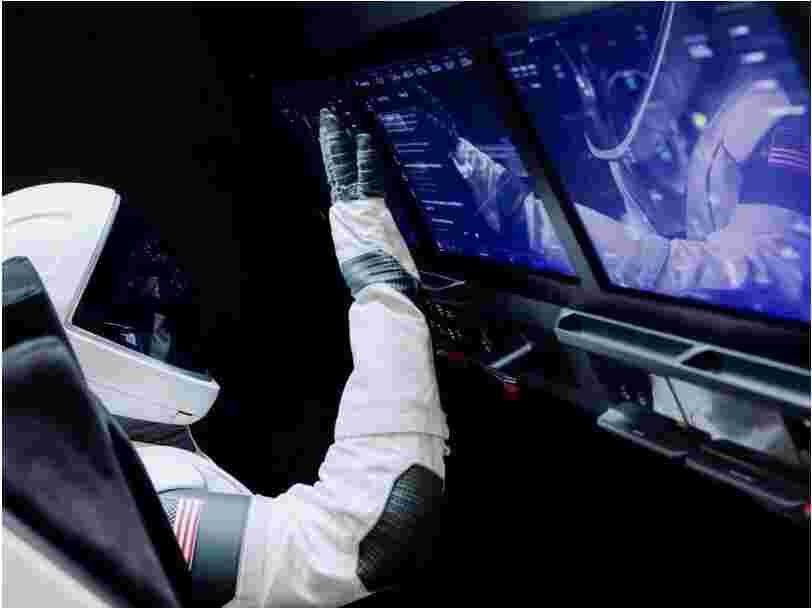 SpaceX : une femme ayant survécu à un cancer vient d'être sélectionnée pour aller dans l'espace