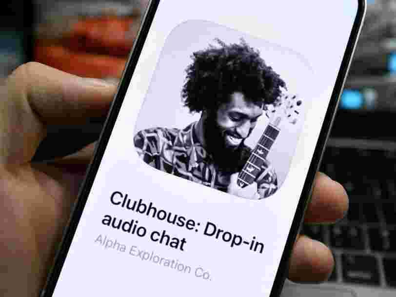 Sur Clubhouse, les conversations audio ne sont pas sécurisées et peuvent être enregistrées