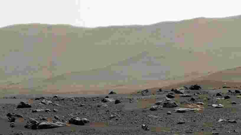 Cratères, volcans, canyons... 20 lieux à voir sur Mars si vous pouviez y faire du tourisme