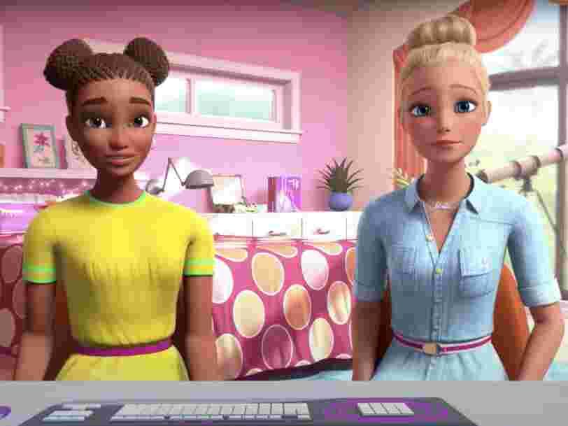 Comment Mattel a réussi à relancer Barbie, sa poupée sexagénaire