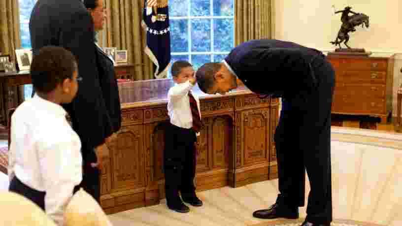 L'ancien photographe de Barack Obama raconte son expérience à la Maison Blanche