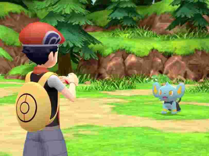 Nintendo annonce le remake de 'Pokémon Diamant et Perle' et un nouveau jeu en monde ouvert sur Switch