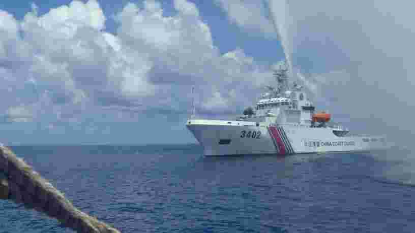 Les navires chinois sont toujours plus imposants et agressifs tandis que le Japon est à la traîne