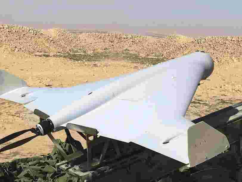 Un nouveau drone-kamikaze russe 'silencieux' bientôt mis en service