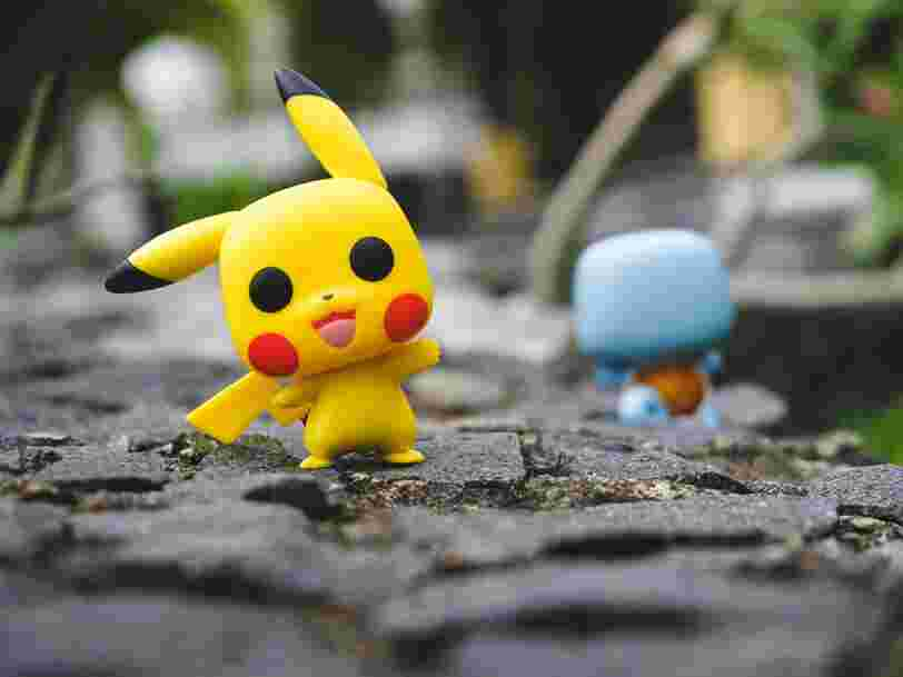Les Pokémon fêtent leurs 25 ans et plaisent toujours autant